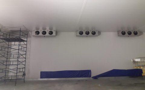 Donuk Muhafaza Odası Projesi
