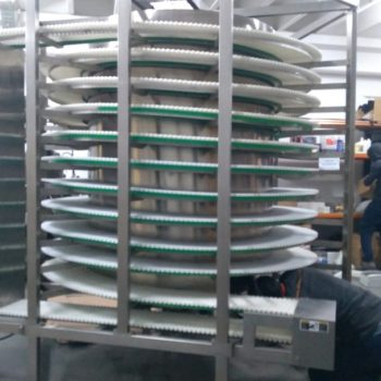 Spiral Freezer